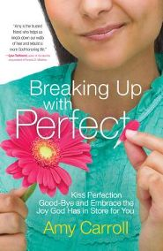 Breaking Up with Perfect book cover