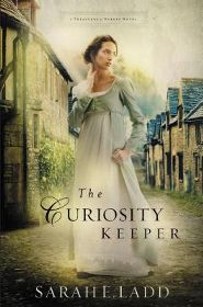 Curiosity Keeper bok cover