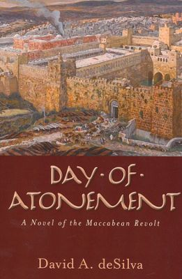 Day Of Atonement book cover