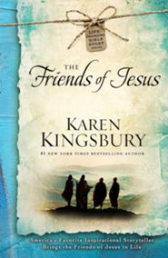 Friends Of Jesus book cover