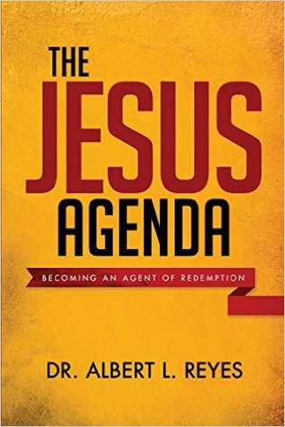 jesus agenda book cover