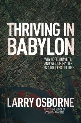 Thriving In Babylon book cover