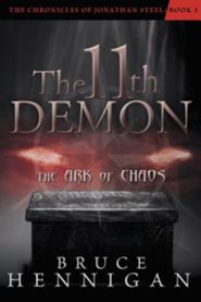11th demon book cover