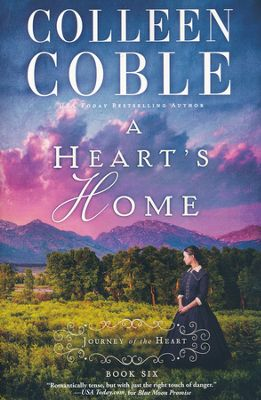 a heart home book cover
