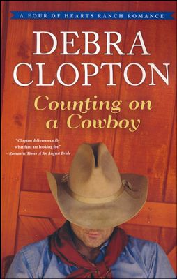 Counting On A Cowboy book cover