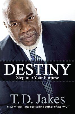 Destiny book cover