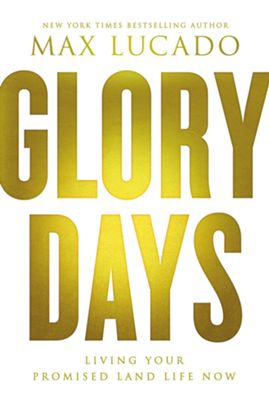 Glory Days book cover