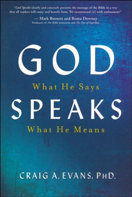 God Speaks book cover