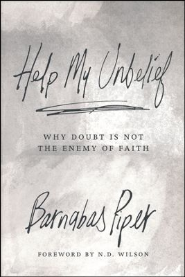 Help My Unbelief book cover
