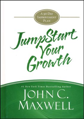 JumpStart Your Growth book cover