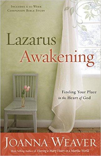 Lazarus Awakening book cover