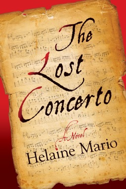 Lost Concerto book cover
