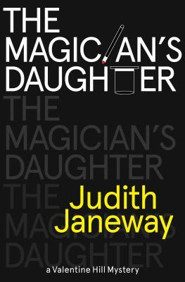 Magician's Daughter book cover