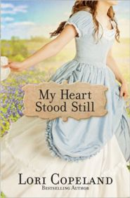my heart stood still book cover