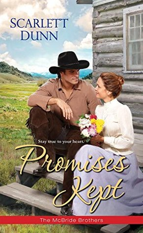 promises kept book cover