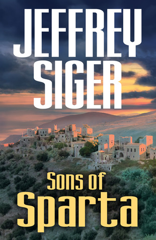 sons of sparta book cover