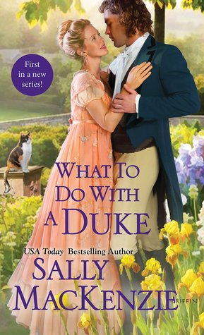 What To Do With A Duke book cover
