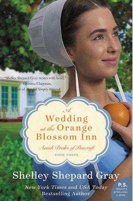 A Wedding at the Orange Blossom Inn book cover
