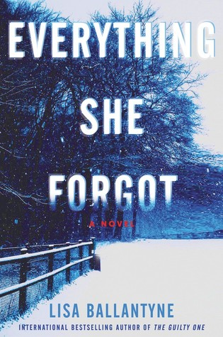 Everything She Forgot book cover
