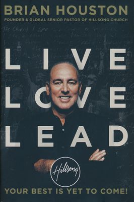Live Love Lead book cover