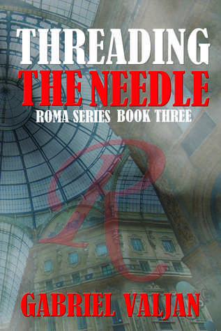 Threading the Needle book cover