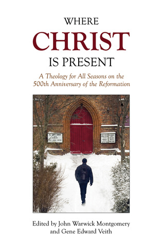 Where Christ is Present book cover
