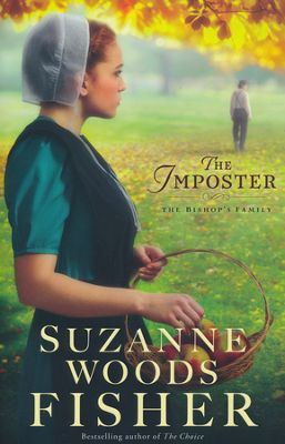 Imposter book cover