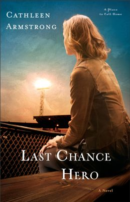 Last Chance Hero book cover