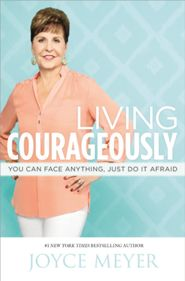 living courage book cover