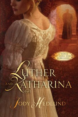 Luther and Katharina book cover