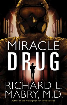 Miracle Drug book cover