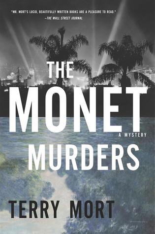 monet murders book cover