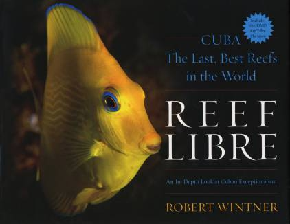 Reef Libre book cover