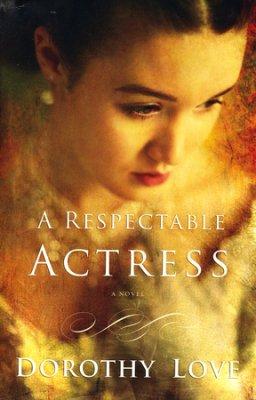a actress book cover