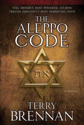Aleppo Code book cover