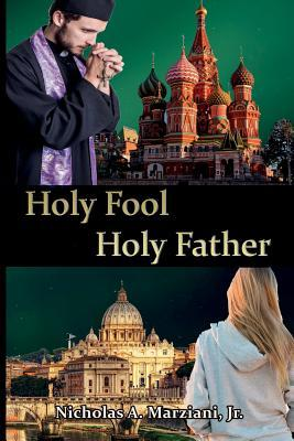 Holy Fool Holy Father book cover