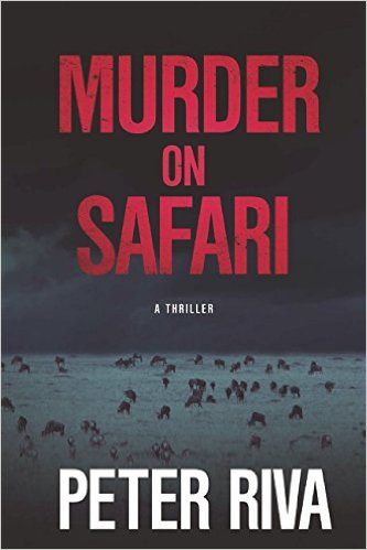 Murder on Safari book cover
