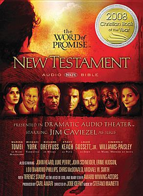 New Testament NKJV cd cover