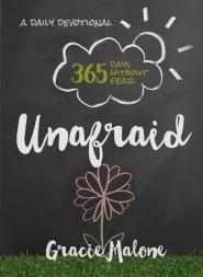 Unafraid book cover