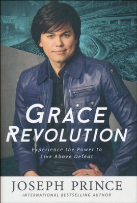 Grace Revolution book cover