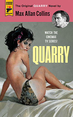 Quarry book cover