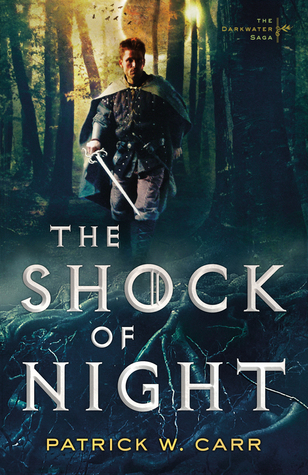 Shock of Night book cover