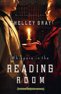 Whispers in the Reading Room book cover