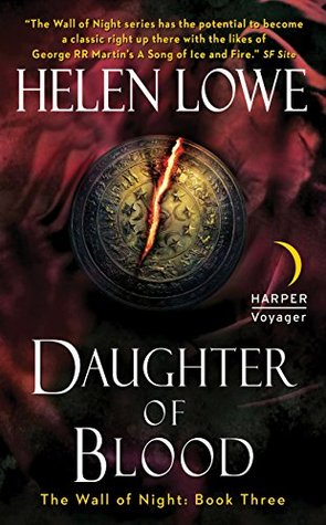Daughter of Blood book cover