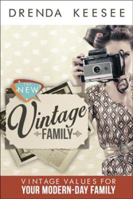 New Vintage Family book cover