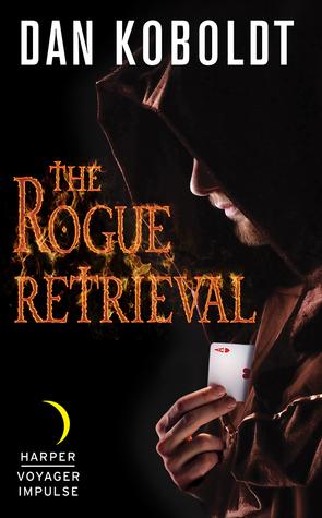 The Rogue Retrieval book cover