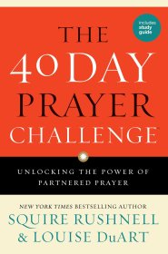 40 Day Prayer Challenge book cover