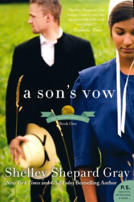 A Son's Vow book cover