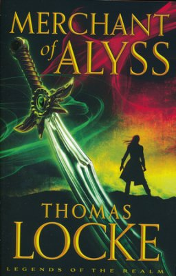 Merchant of Alyss book cover