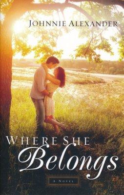 Where She Belongs book cover